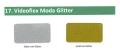 Abverkauf Videoflex Moda Glitter