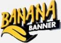 Banana Banner Abverkauf