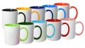 Bi - Color Tasse