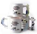 Keramik Sublimation (Tassen, Krüge, Dosen, Verpackung etc.)