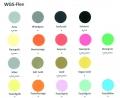 WGS - Flex Sonderfarben