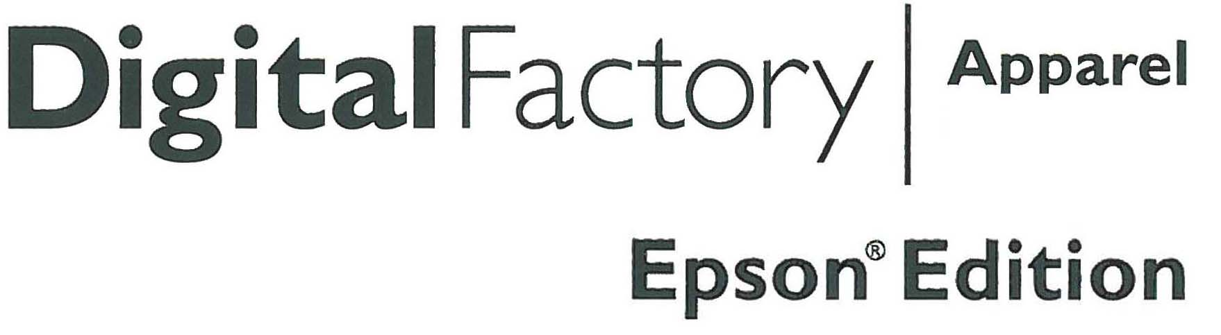 Digital Factory-Epson Edition