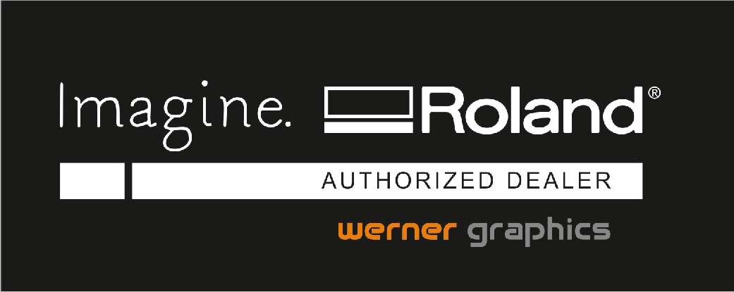 Roland authorized dealer Werner Graphic Systems